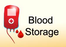 Blood Storage Services